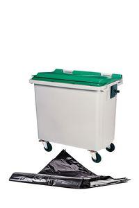 bulys sac poubelle 160l noir. Black Bedroom Furniture Sets. Home Design Ideas